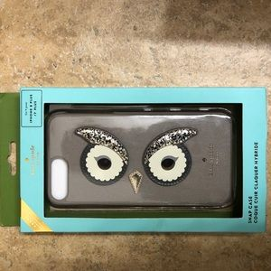 Kate Spade Owl Cell Phone Case
